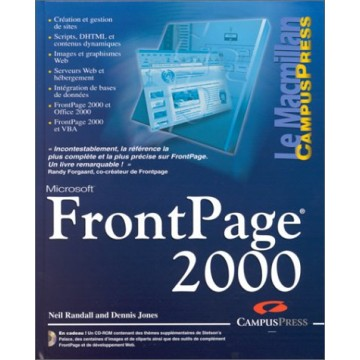 FrontPage 2000 (CD rom)