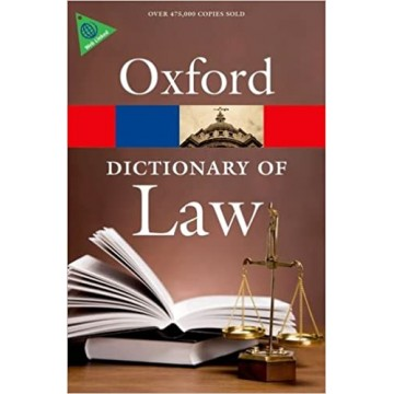 Dictionary of Law (Oxford...