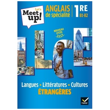 LET'S MEET UP !  ANGLAIS...