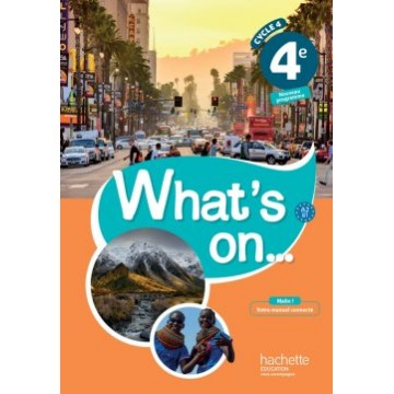What's on 4e - 2017
