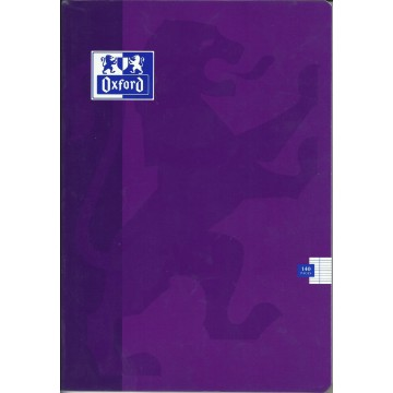 cahier oxford 140 pages...