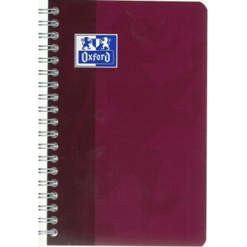 Carnet  oxford 180 pages