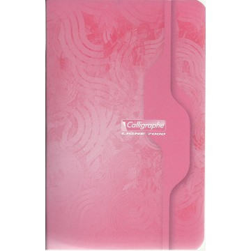 Carnet  calligraphe 96 pages