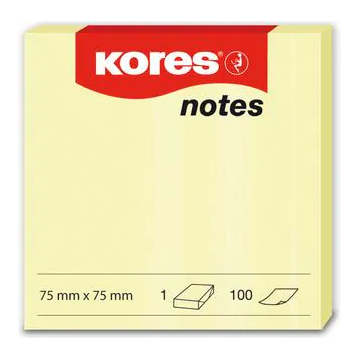 KORES Notes